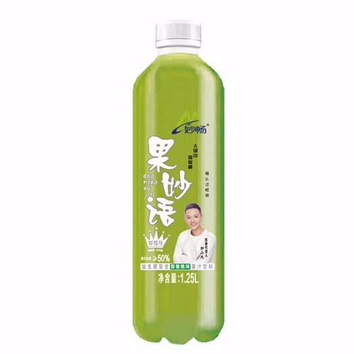 益生菌复合猕猴桃味果汁饮料(1.25L)