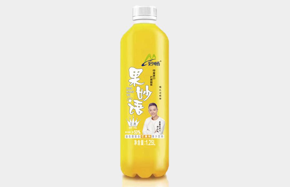 益生菌复合芒果味果汁饮料(1.25L)