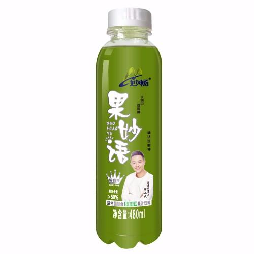 益生菌复合猕猴桃味果汁饮料