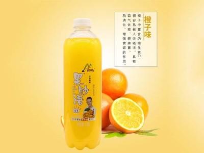 益生菌复合橙汁味果汁饮料(1.5L)
