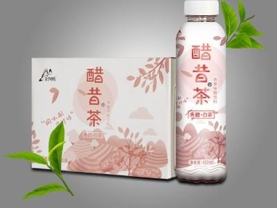 果汁+果醋+茶,妙畅果醋茶火热上市